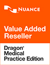 Nuance Dragon Medical Practice Edtition