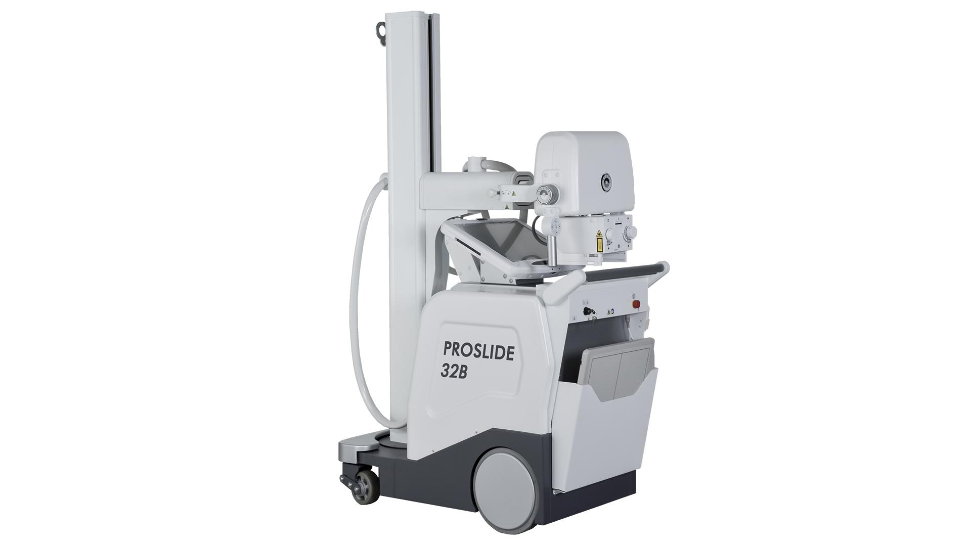 Röntgentechnik mobil: protec PROSLIDE 32 B
