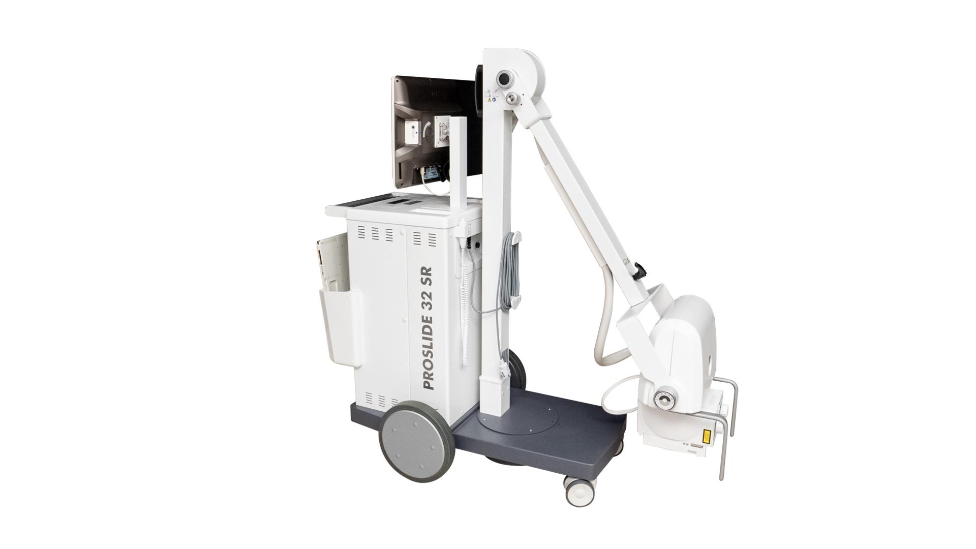 Röntgentechnik mobile Anlagen: PROTEC PROSLIDE 32 SR