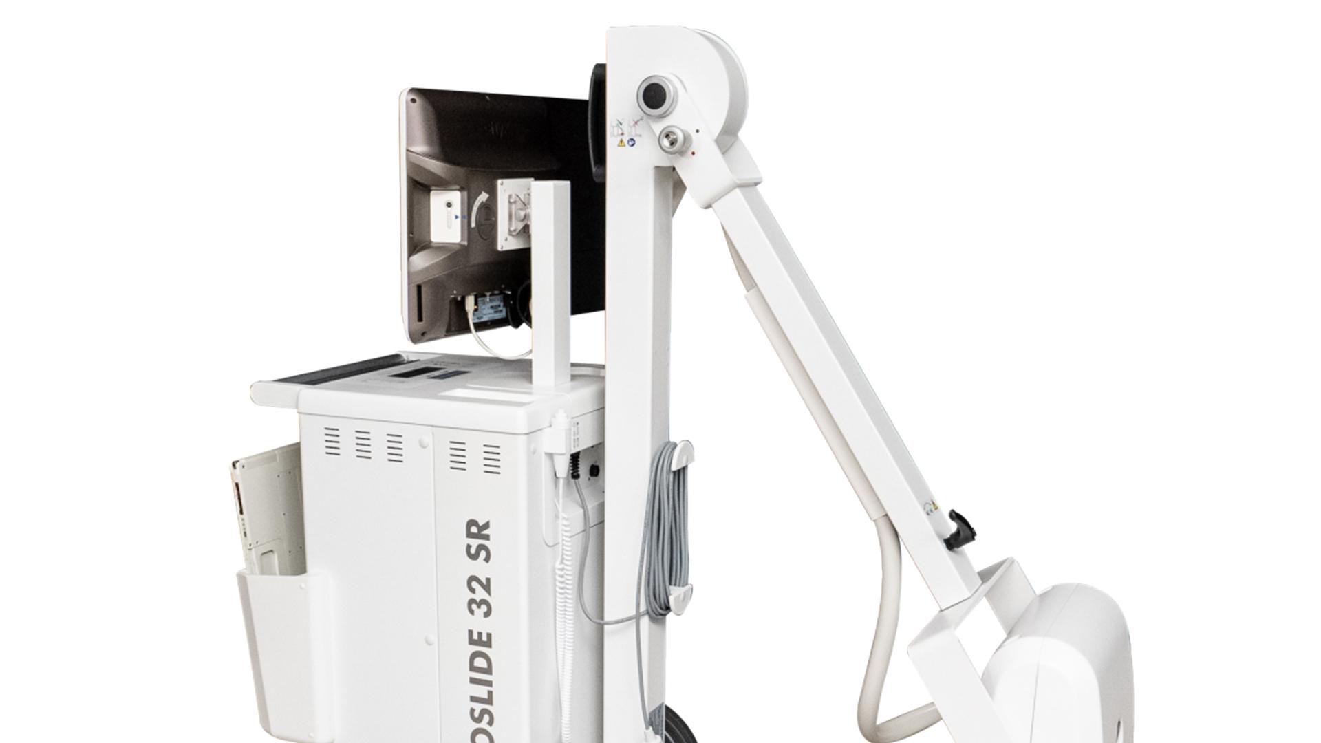 Röntgentechnik mobil: protec PROSLIDE 32 SR