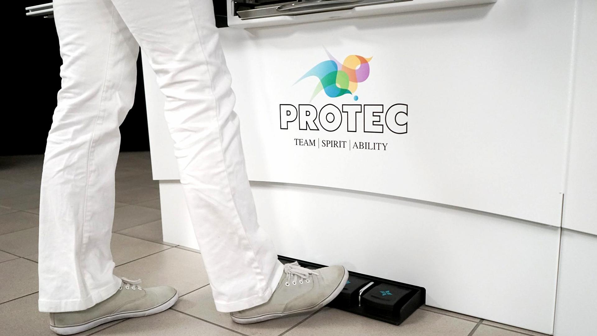 Röntgentechnik Bodengeführte Anlagen: protec PRS 500 F