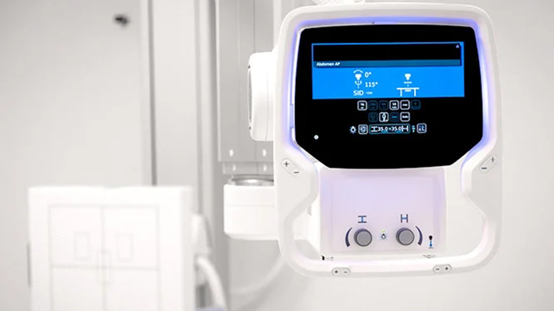 Röntgentechnik Deckengefuehrte Anlagen: Arcoma Precision i5