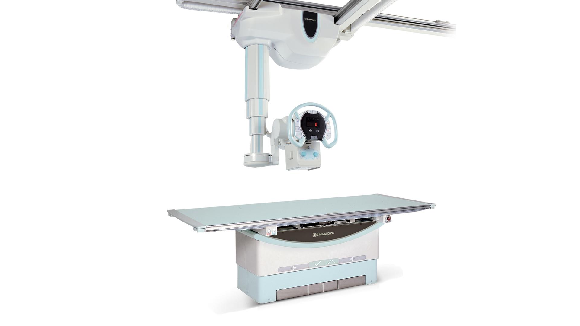 Röntgentechnik Deckengefuehrte Anlagen: RADspeed Pro MC