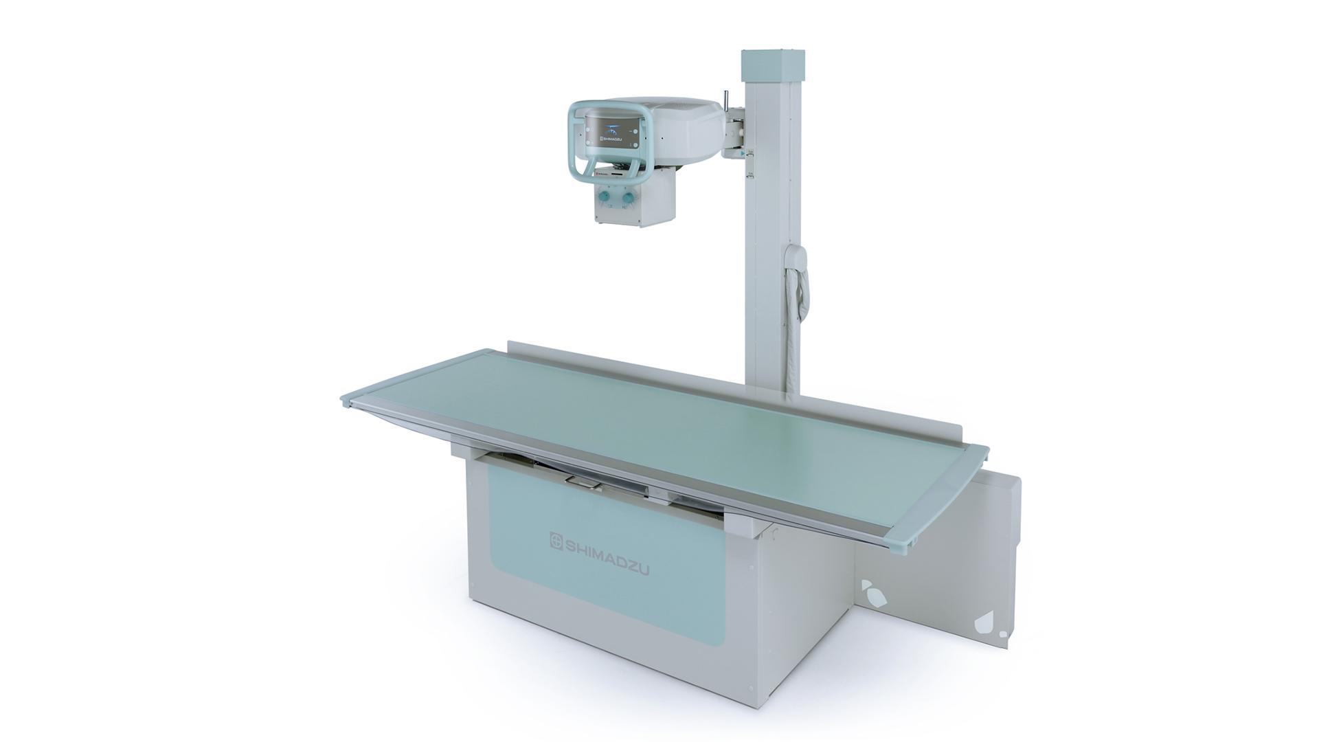 Röntgentechnik Bodengeführte Anlagen: Shimadzu RADspeed fit Plus
